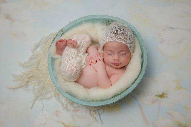newborn sesiones preciosos fotos jose miguel